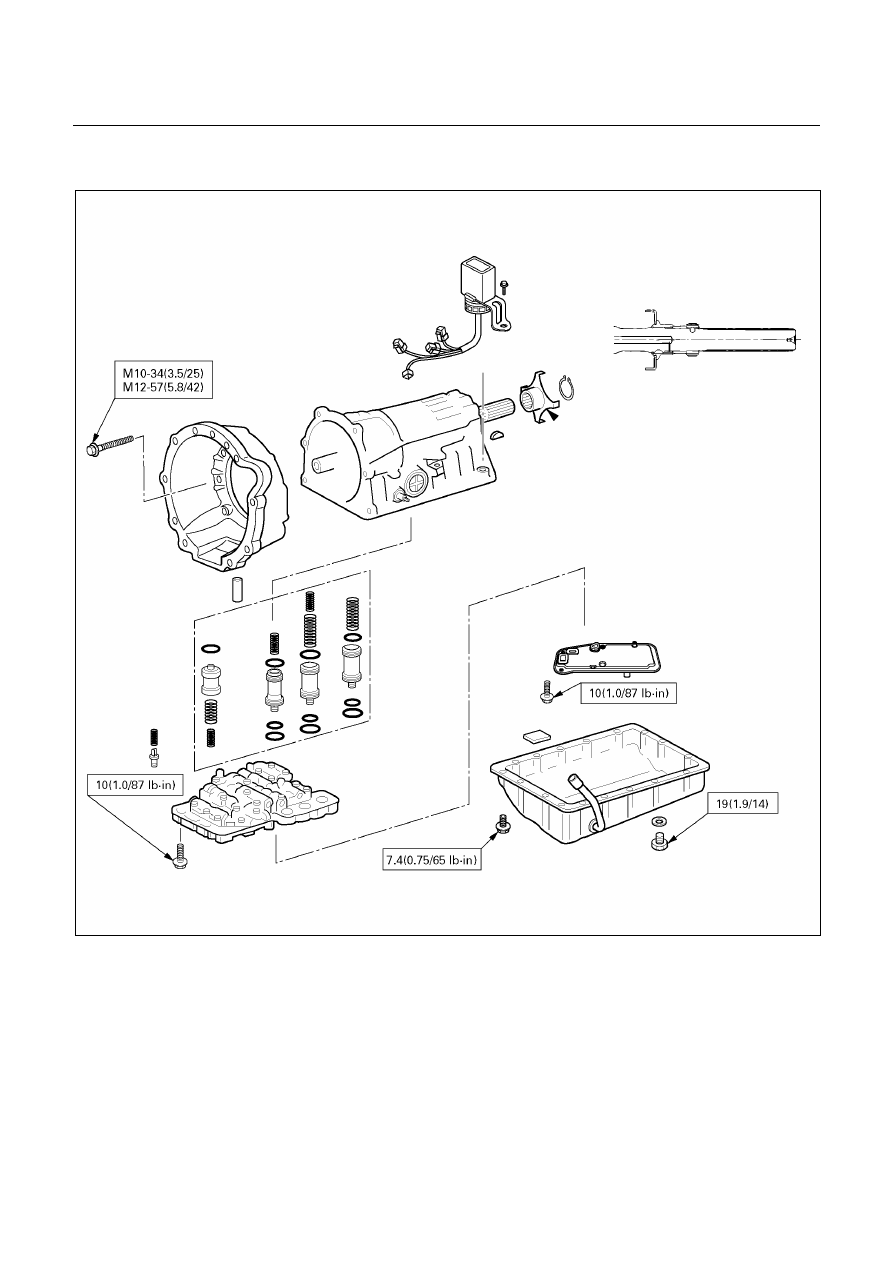 Isuzu Aw30 80le Aw30 80le Aw3080le Transmission Gearbox Service ...