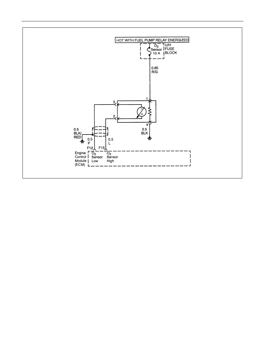 Isuzu engine C22NE / 22LE / 20LE  Manual - part 79