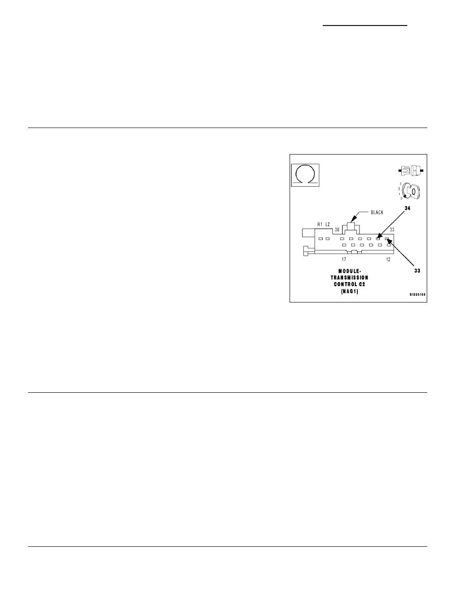 Jeep Grand Cherokee Wk Manual Part 1420 Circuit For Resistance Temperature Detector Sensorcircuit P0710 Transmission Sensor Continued