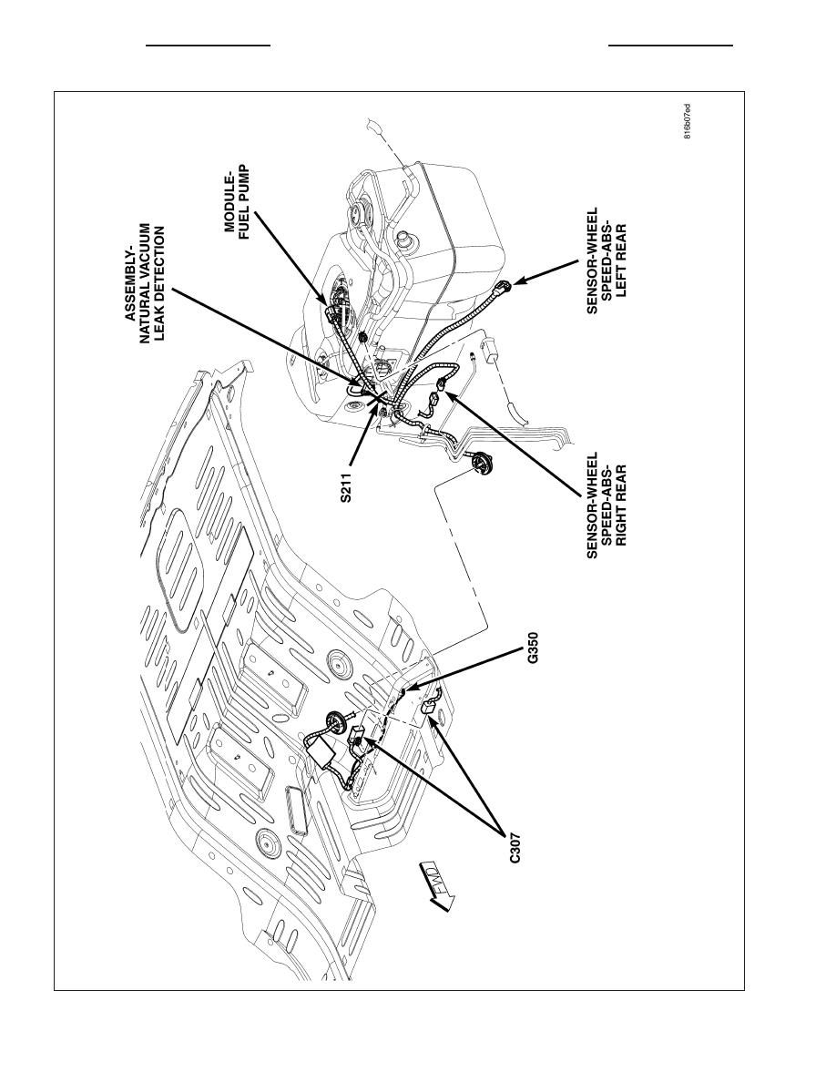 jeep liberty fuel pump location manual