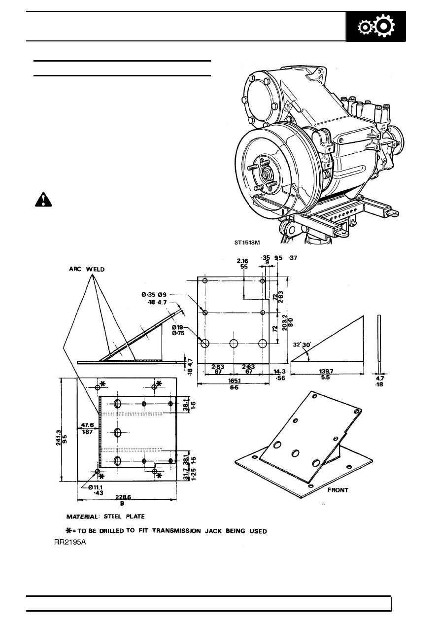 Land Rover Transmission Land Circuit Diagrams