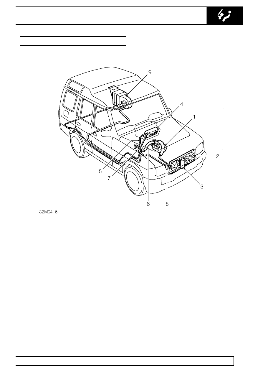 Land Rover Discovery Air Conditioner Schematic Reinvent Your 1999 Engine Diagram Manual Part 188 Rh Zinref Ru Series Ii