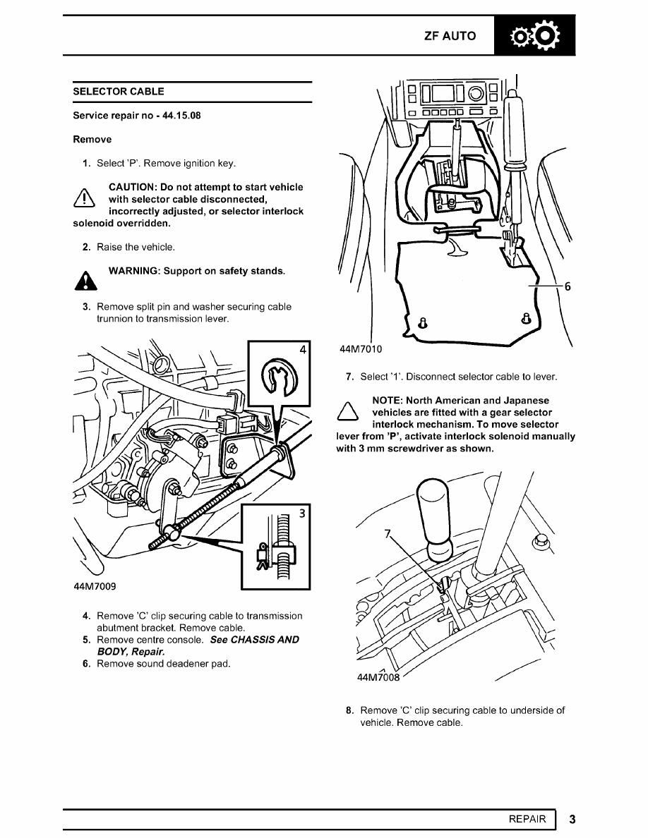 Range Rover  Manual - part 355