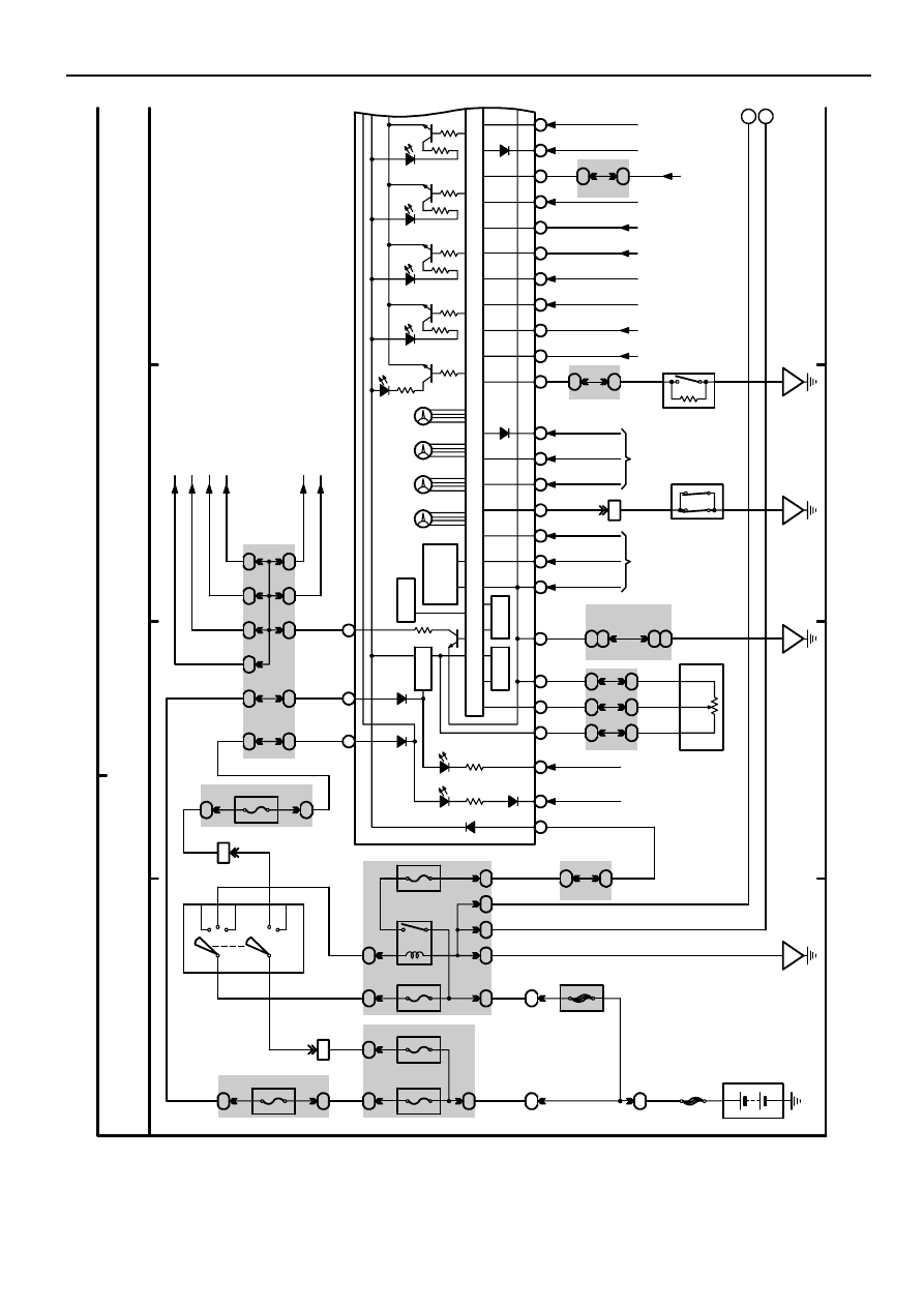 lexus es300 (2002 year) manual part 74 truck damage diagram multiplex wiring diagram lexus b #8