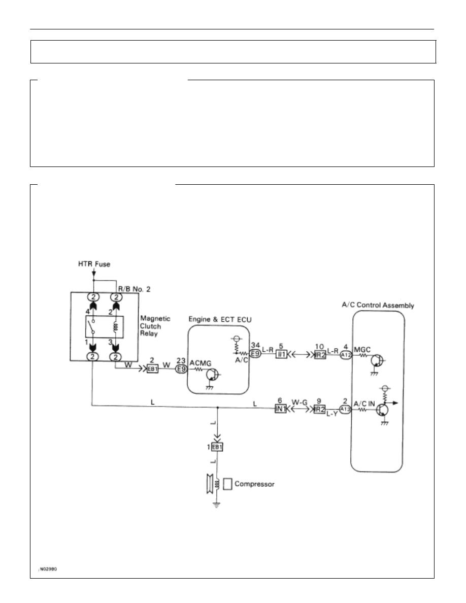 Lexus SC300 / Lexus SC400. Manual - part 31Zinref.ru