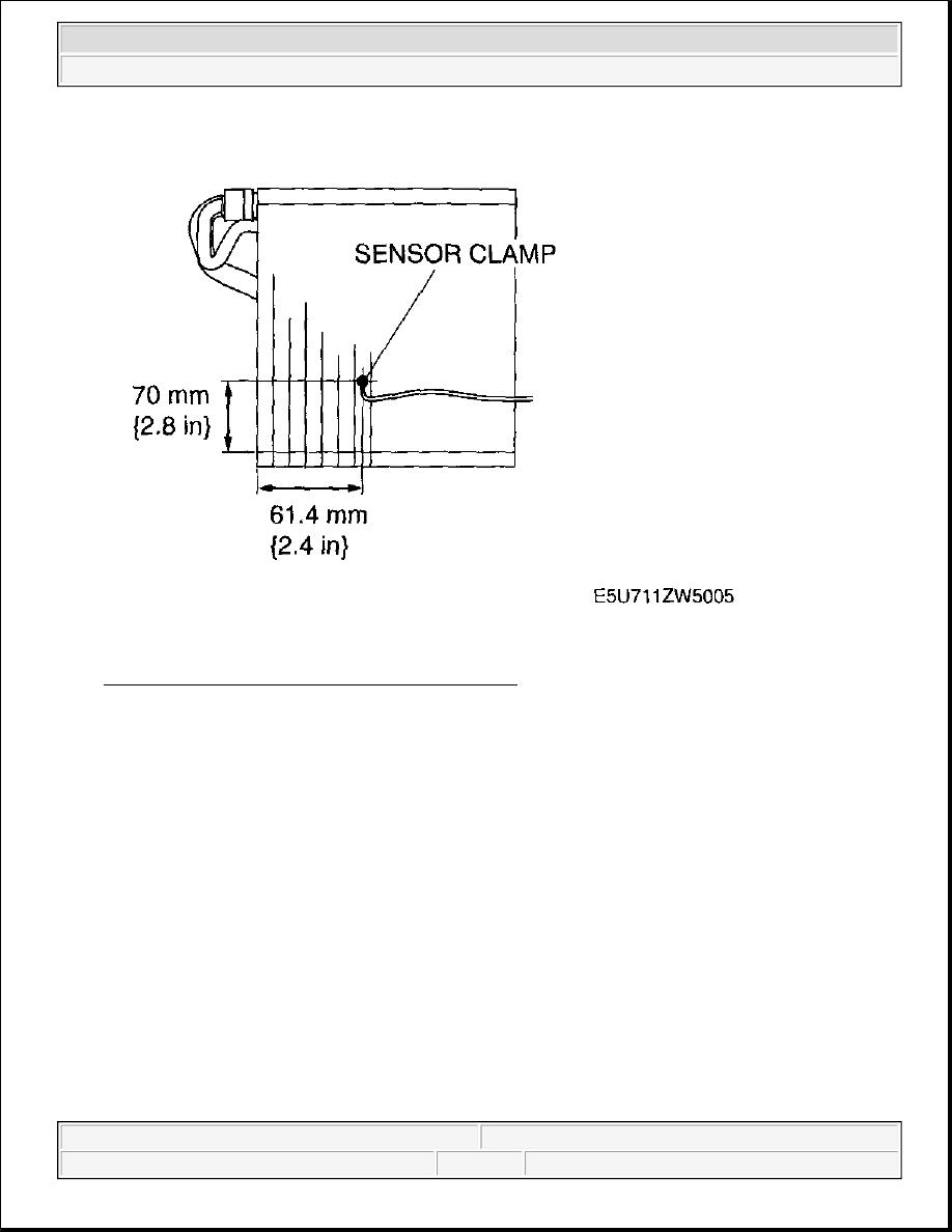Mazda 3 Service Manual: Airflow Mode Main Link RemovalInstallation