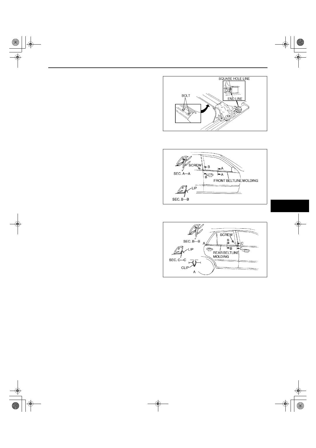 Mazda 3 Service Manual: Combination Switch DisassemblyAssembly