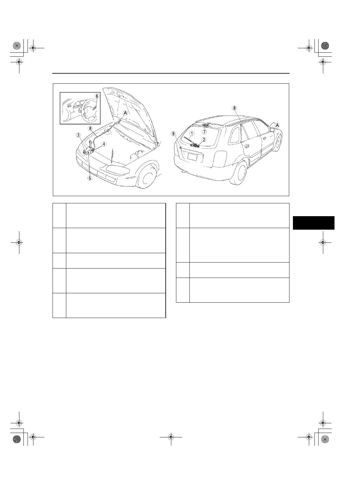 Mazda Protege 5 Manual Part 344 02 1 8l Engine Diagram Wiper Washer System