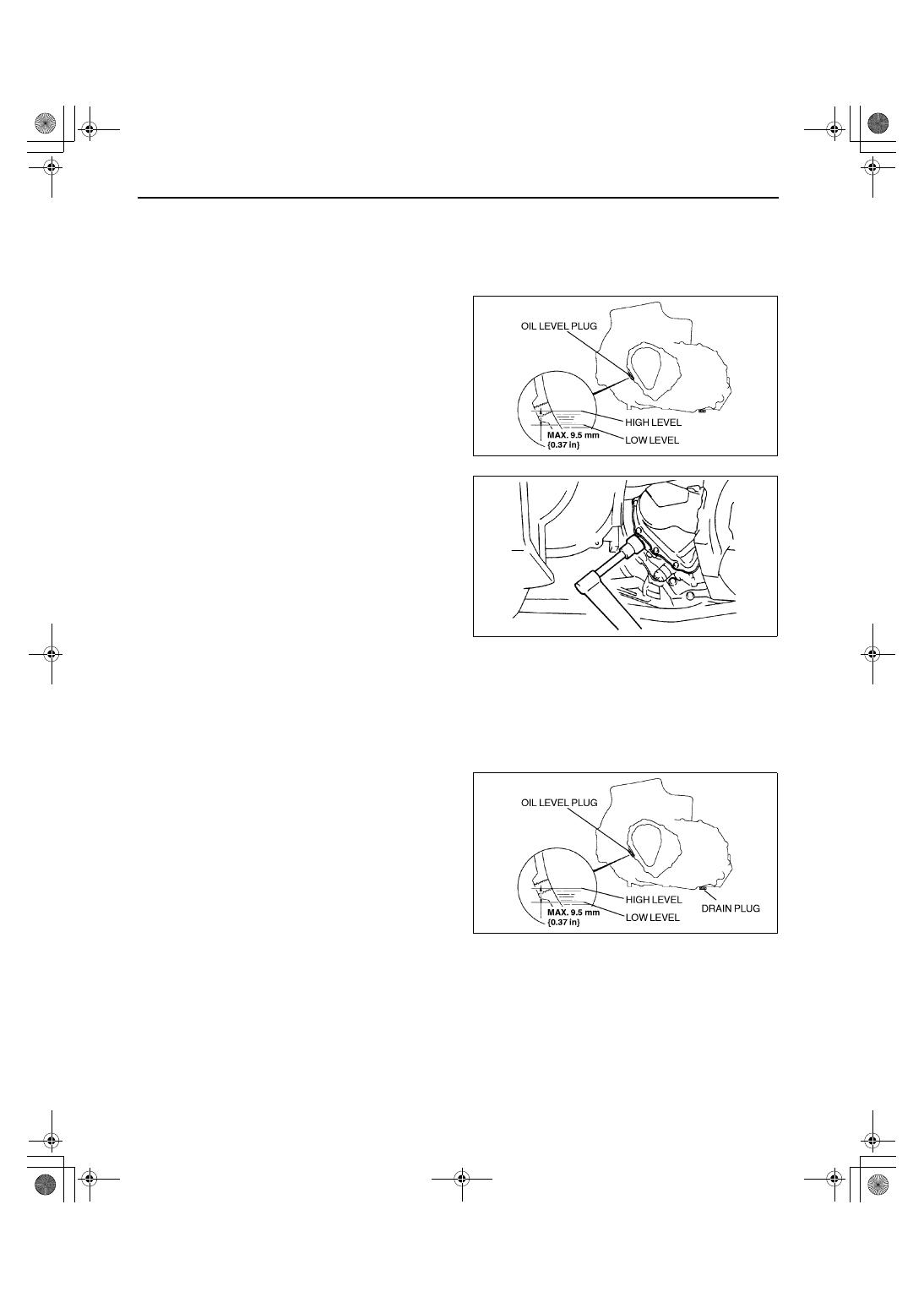 mazda protege 5 manual part 246 rh zinref ru Ford Manual Transaxle FWD Transaxle