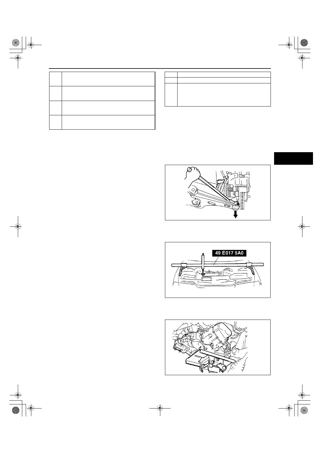 mazda protege 5 manual part 247 rh zinref ru Front Wheel Drive Transaxle Transaxle vs Transmission