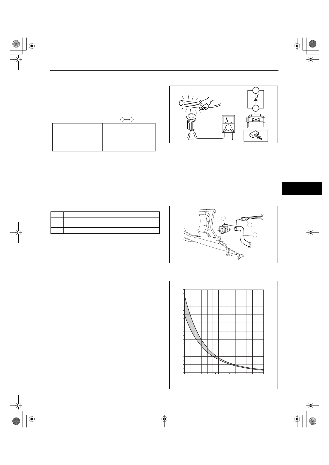 Mazda 3 Service Manual: Ambient Temperature Sensor RemovalInstallation Full Auto Air Conditioner