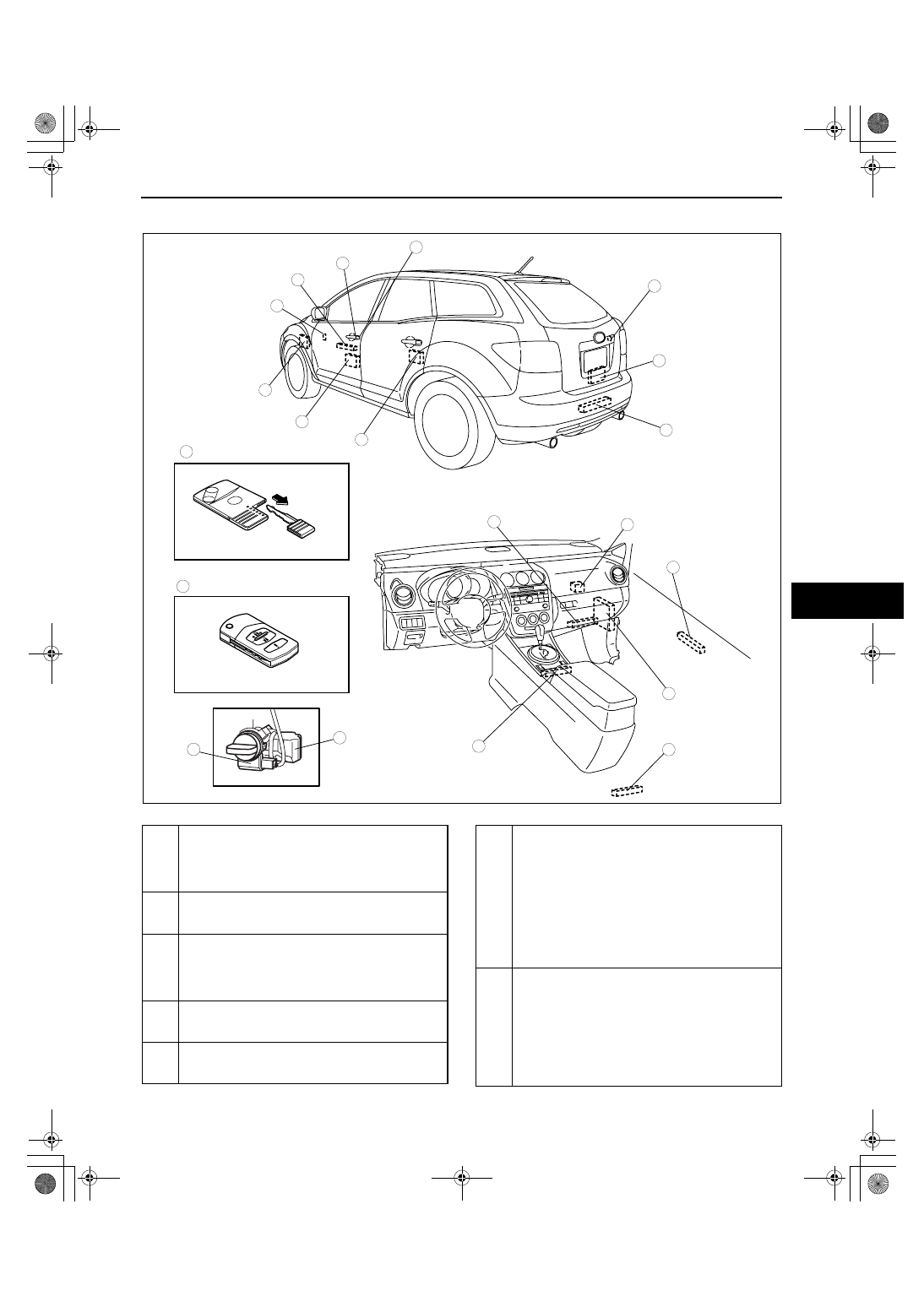 Mazda 3 Service Manual: Front Door Latch And Lock Actuator RemovalInstallation