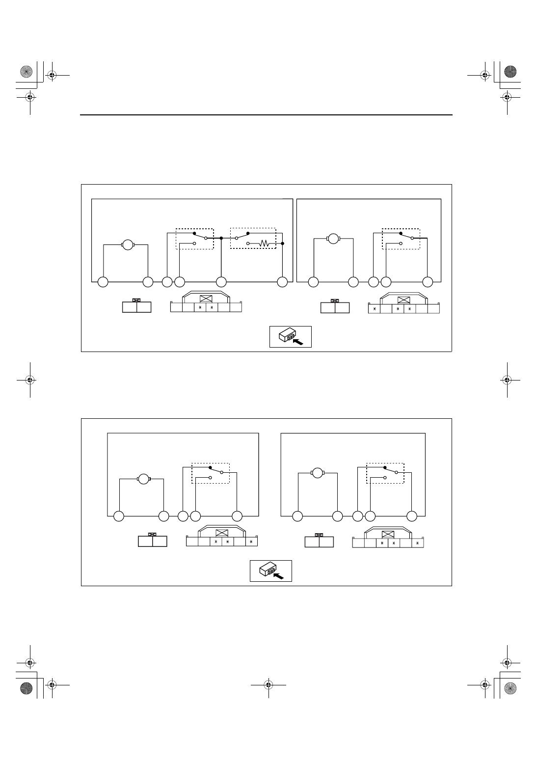 Mazda 3 Service Manual: Keyless Beeper Inspection