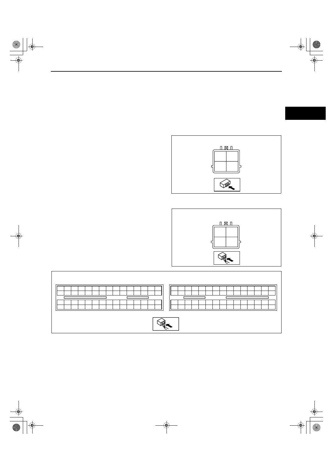 mazda cx 7 manual part 150 rh zinref ru Residential Wiring Circuits Electrical Wiring Diagrams For Dummies