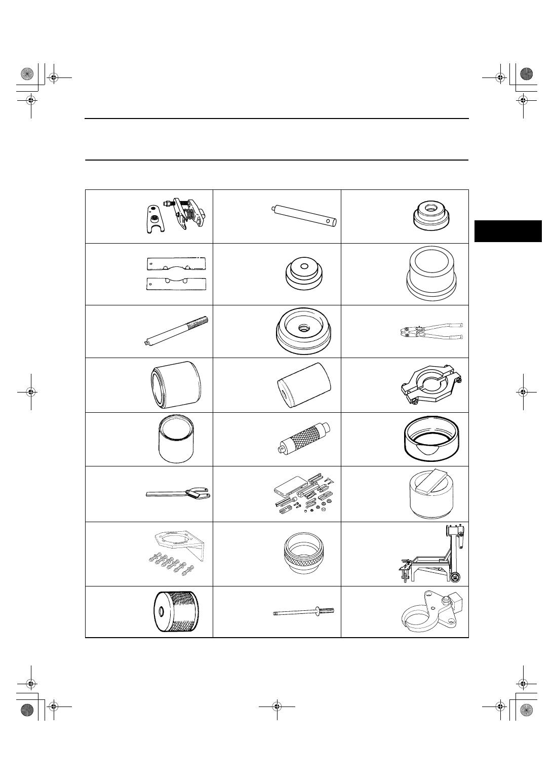 Mazda 3 Service Manual: General Procedures (Brake)