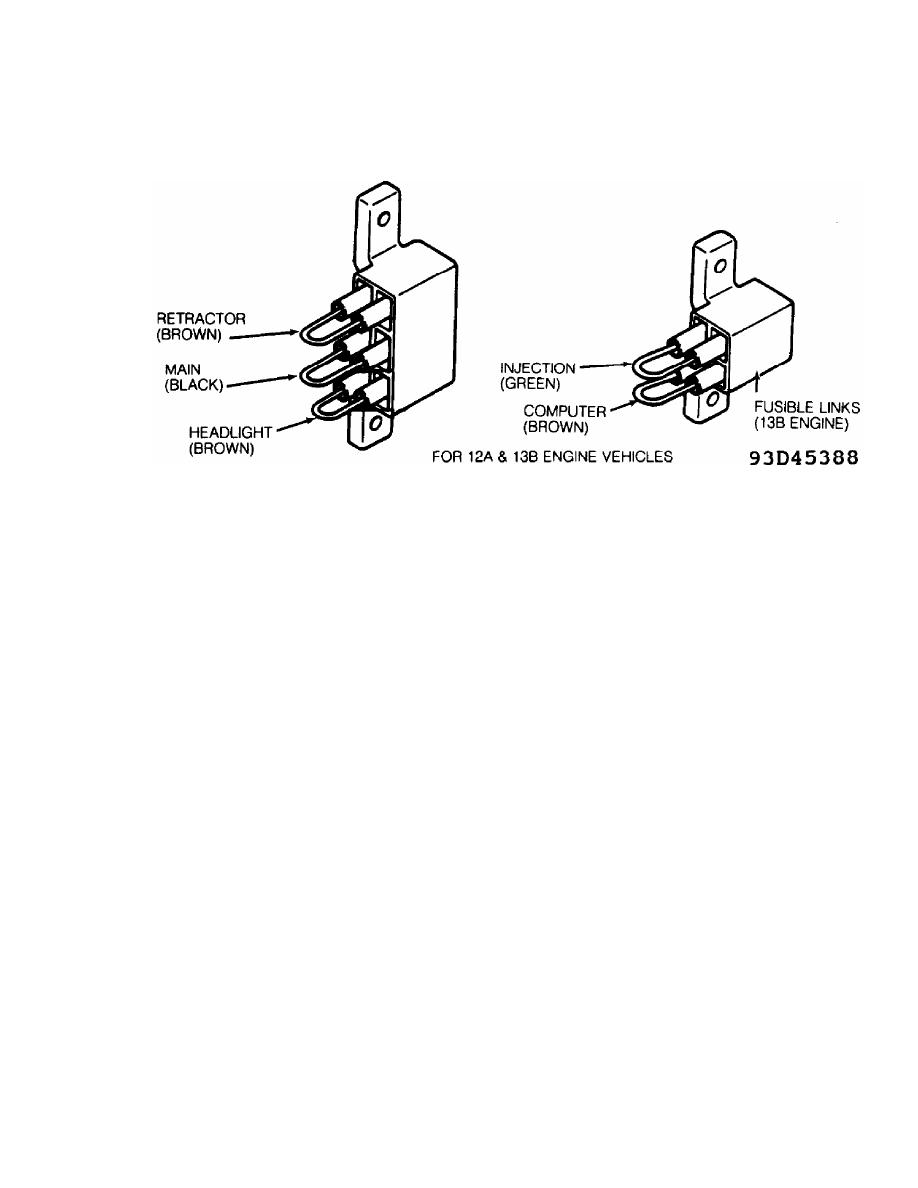 Mazda Rx7 Manual Part 11 13b Engine Diagram Fuses Circuit Breakers