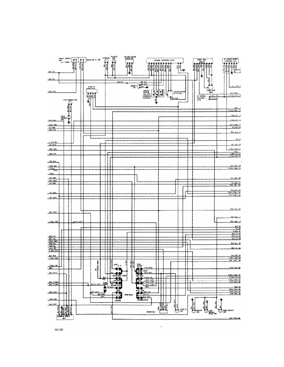 Mazda Rx7 Manual Part 114 83 Engine Wiring Diagram Diagrams