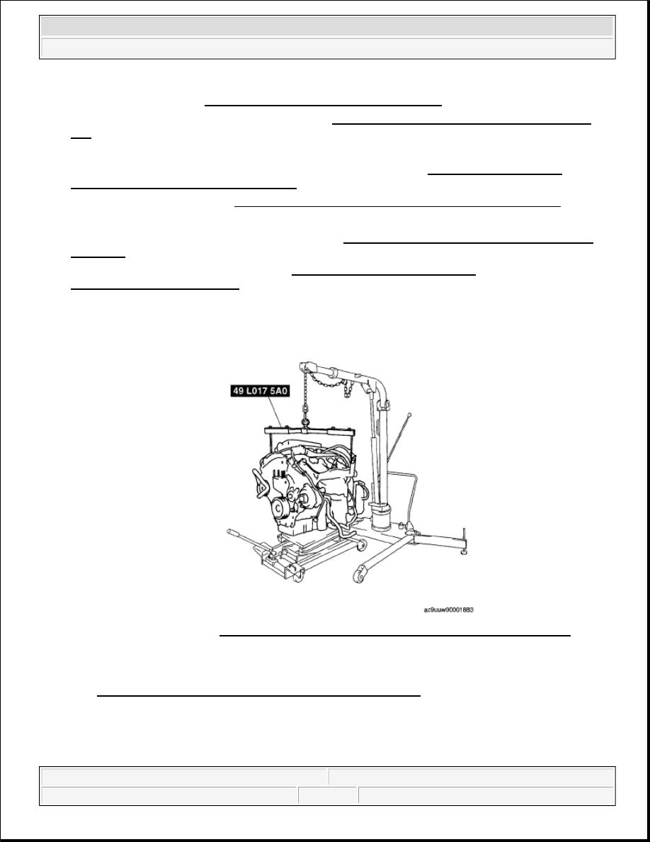 Mazda Cx 9 Grand Touring Manual Part 357 Timing Belt
