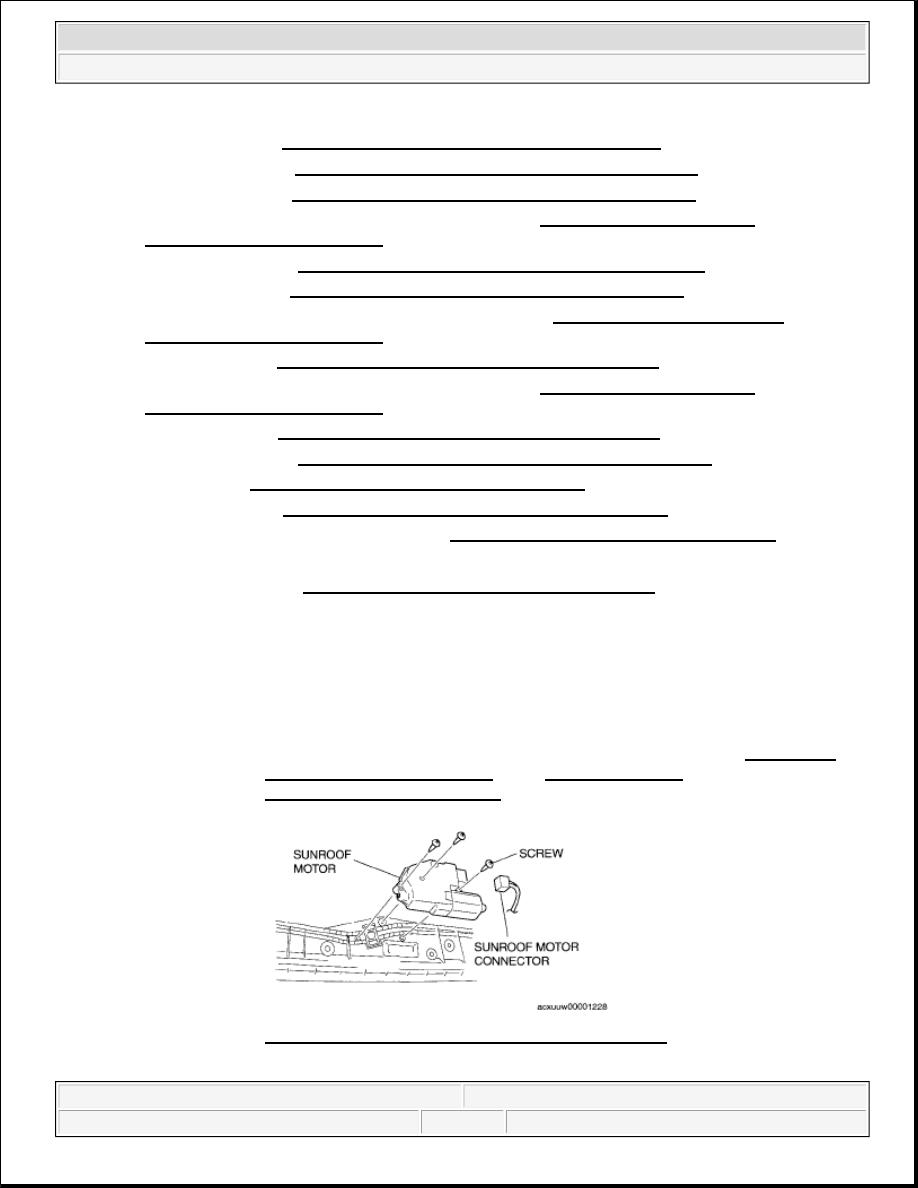 Mazda 3 Service Manual: Side Turn Light RemovalInstallation