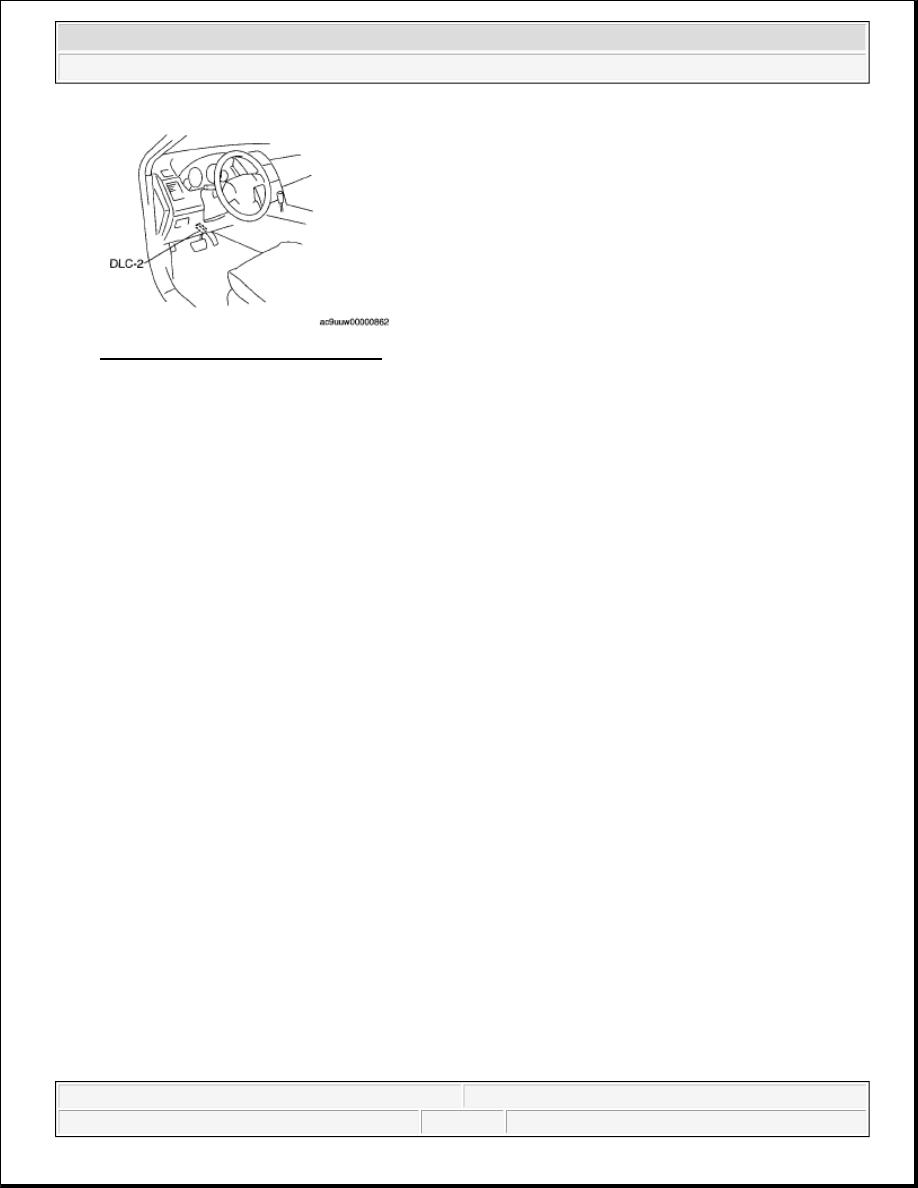 Mazda 3 Service Manual: PIDData Monitor Inspection Bcm