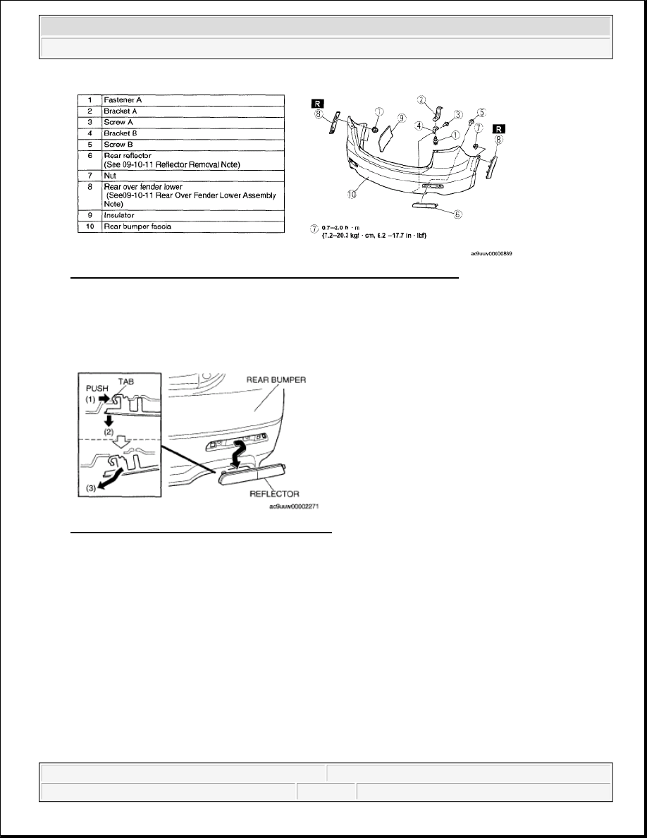 Mazda 3 Service Manual: Front Crossmember RemovalInstallation