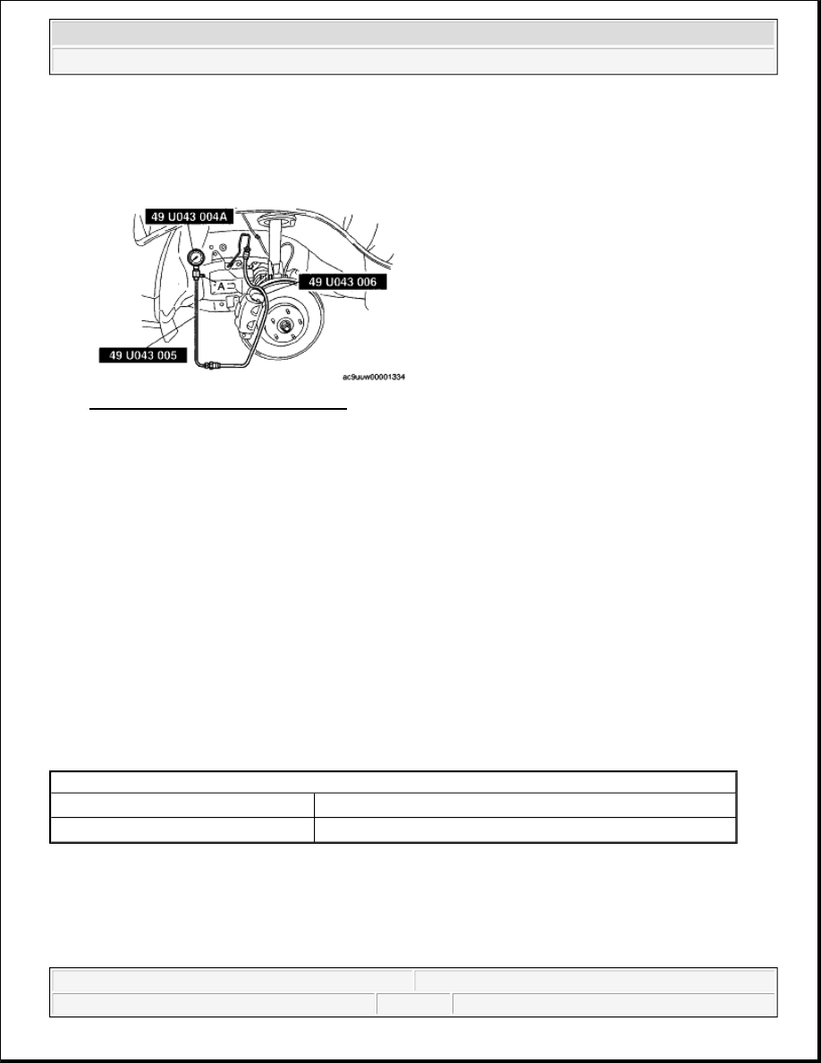 Mazda 3 Service Manual: Brake Fluid Level Sensor Inspection