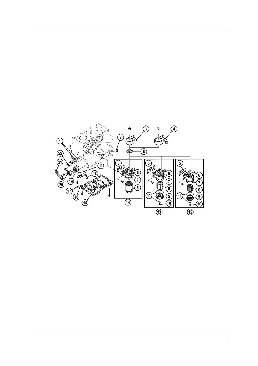 Mazda 3 Service Manual: Radiator Drain Plug Replacement Mzr 2.0, Mzr 2.5