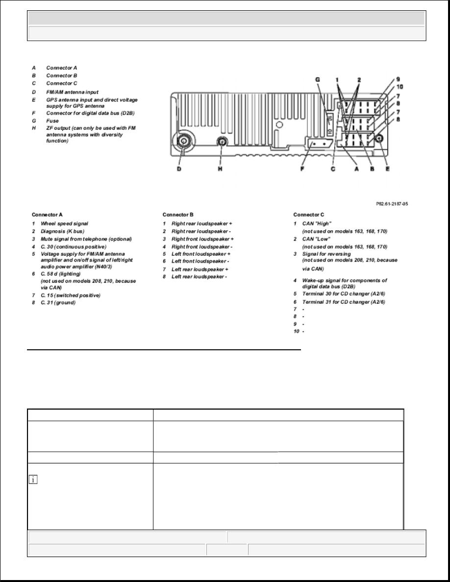 Mercedes-Benz ML320  Manual - part 269