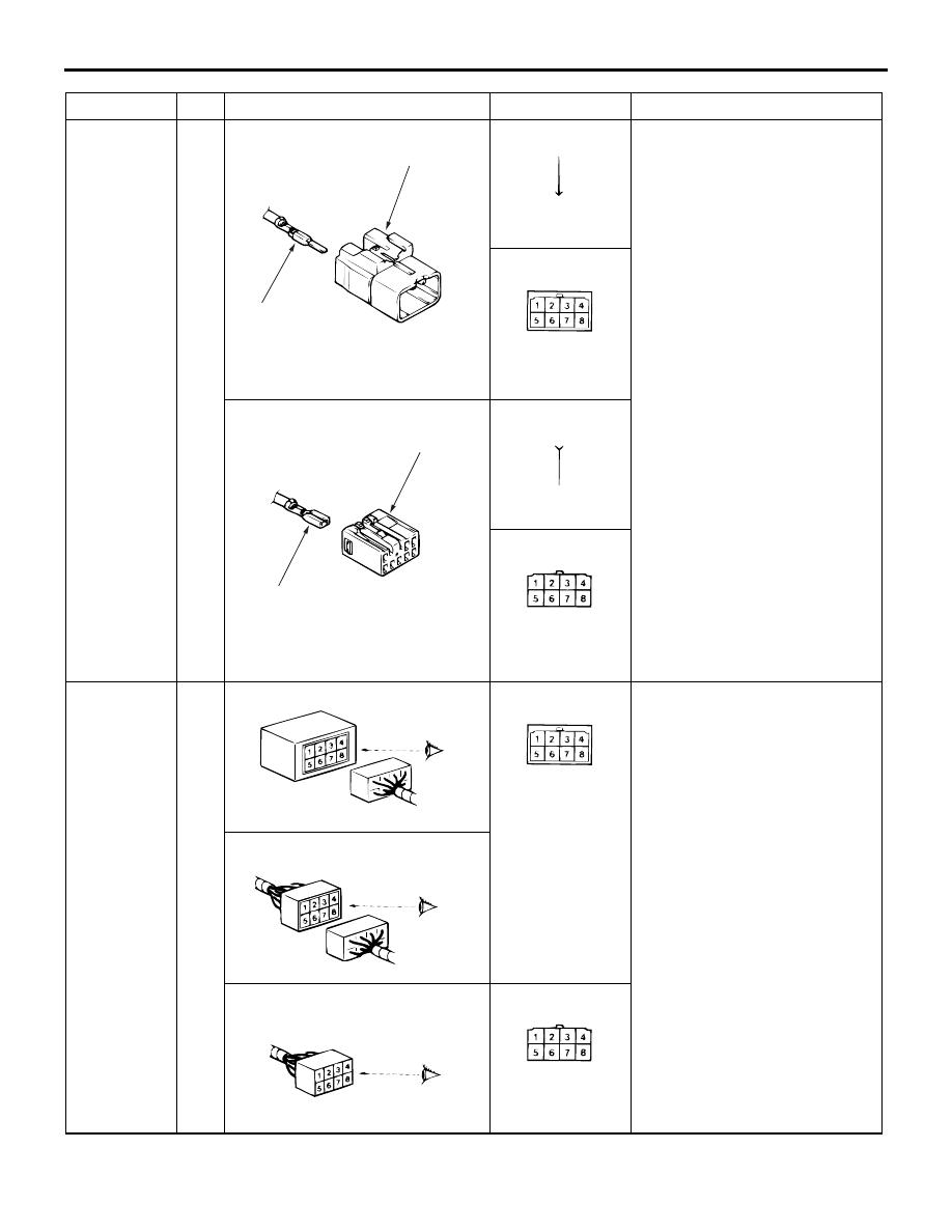 mitsubishi l200. manual - part 16 mitsubishi l200 ecu wiring diagram mitsubishi ecu wiring diagram #12