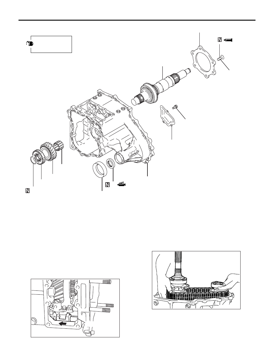 mitsubishi l200  manual