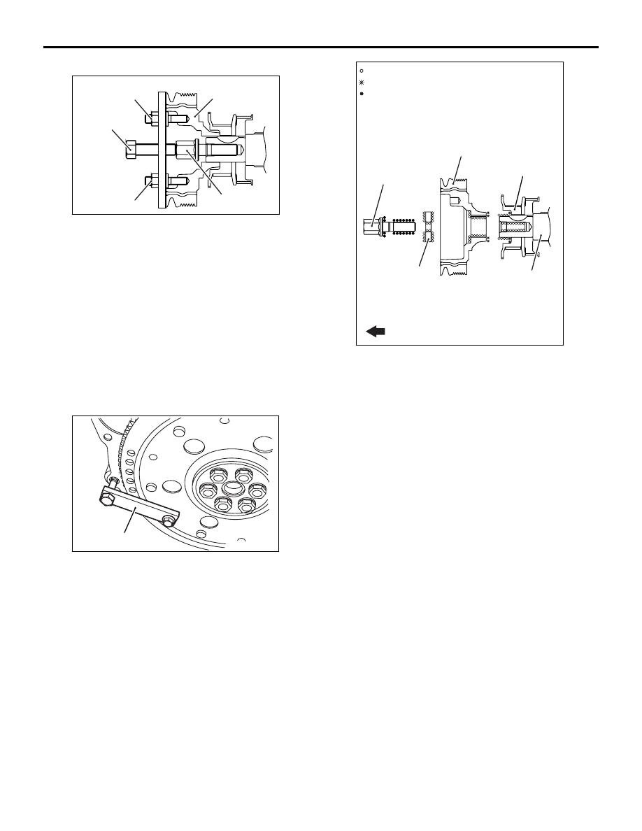 Mitsubishi L200 Alternator Wiring Diagram Start Building A 01 Eclipse Manual Part 35 Rh Zinref Ru Mirage 2000 Horn