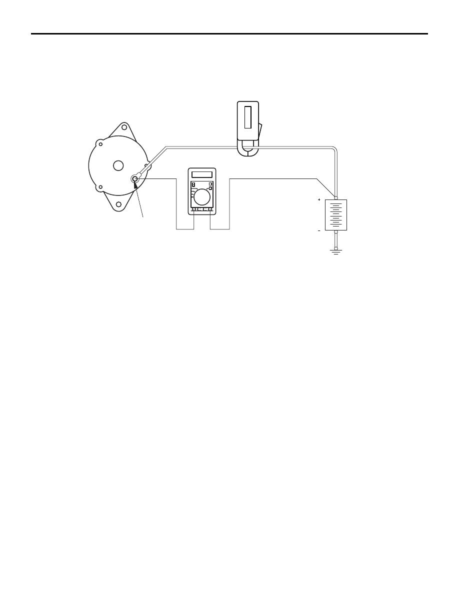 Mitsubishi L200 Manual Part 219 Alternator Wiring Diagram