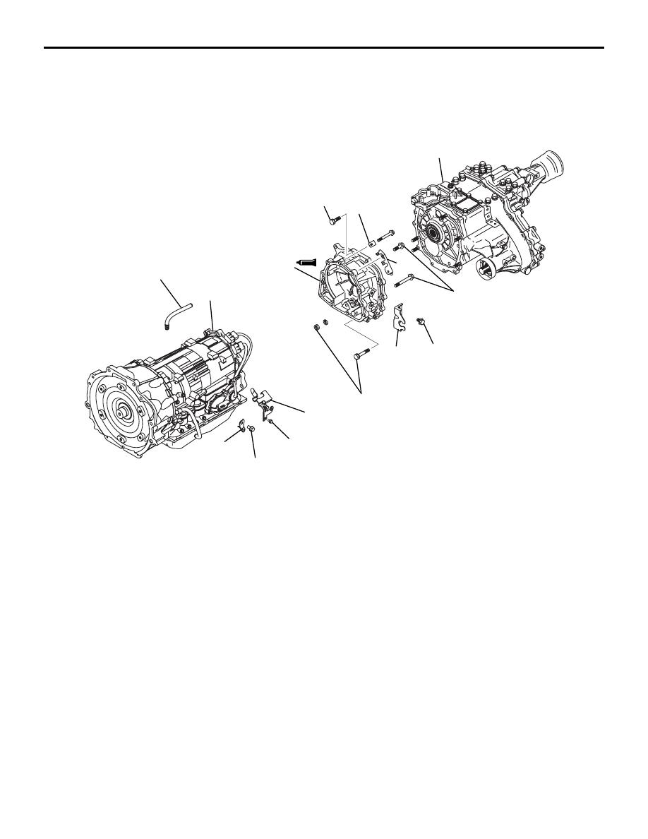Mitsubishi L200 Transfer Box Diagram Best Series Case Manual Transmission Differential Driveline Brake