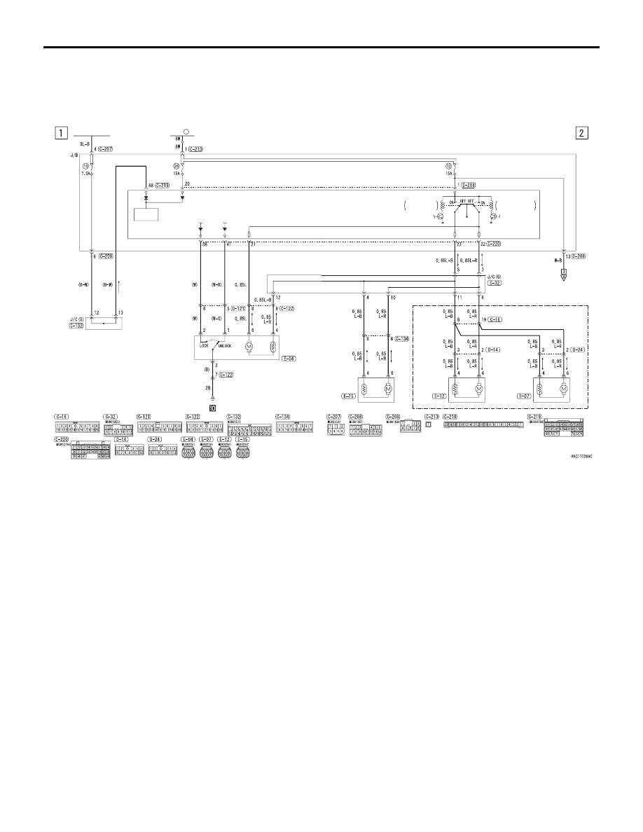 1998 honda civic central locking wiring diagram mitsubishi l200. manual - part 929