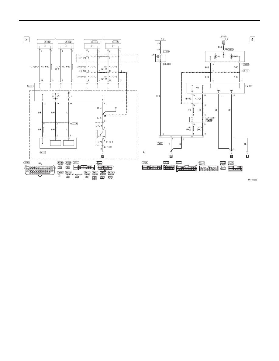 Mitsubishi l manual part