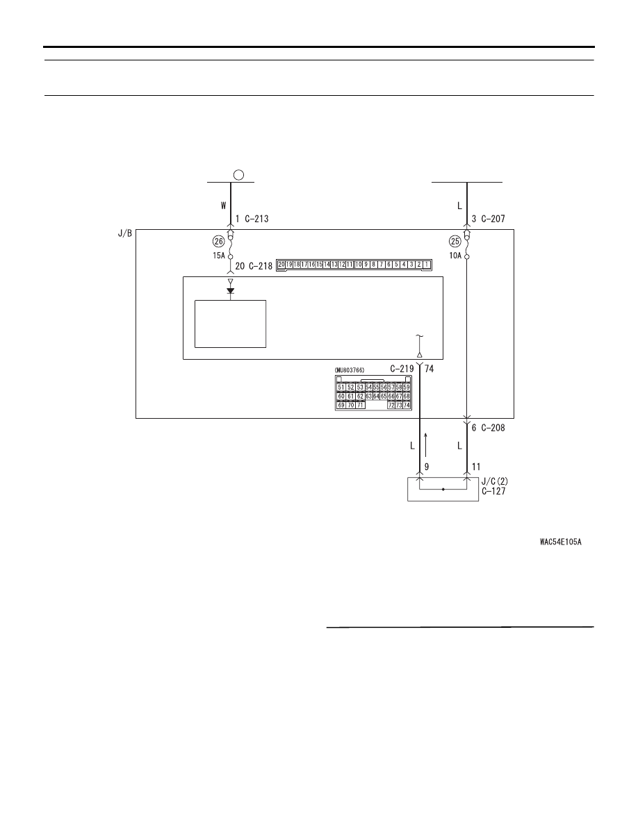 Mitsubishi L200  Manual - part 782