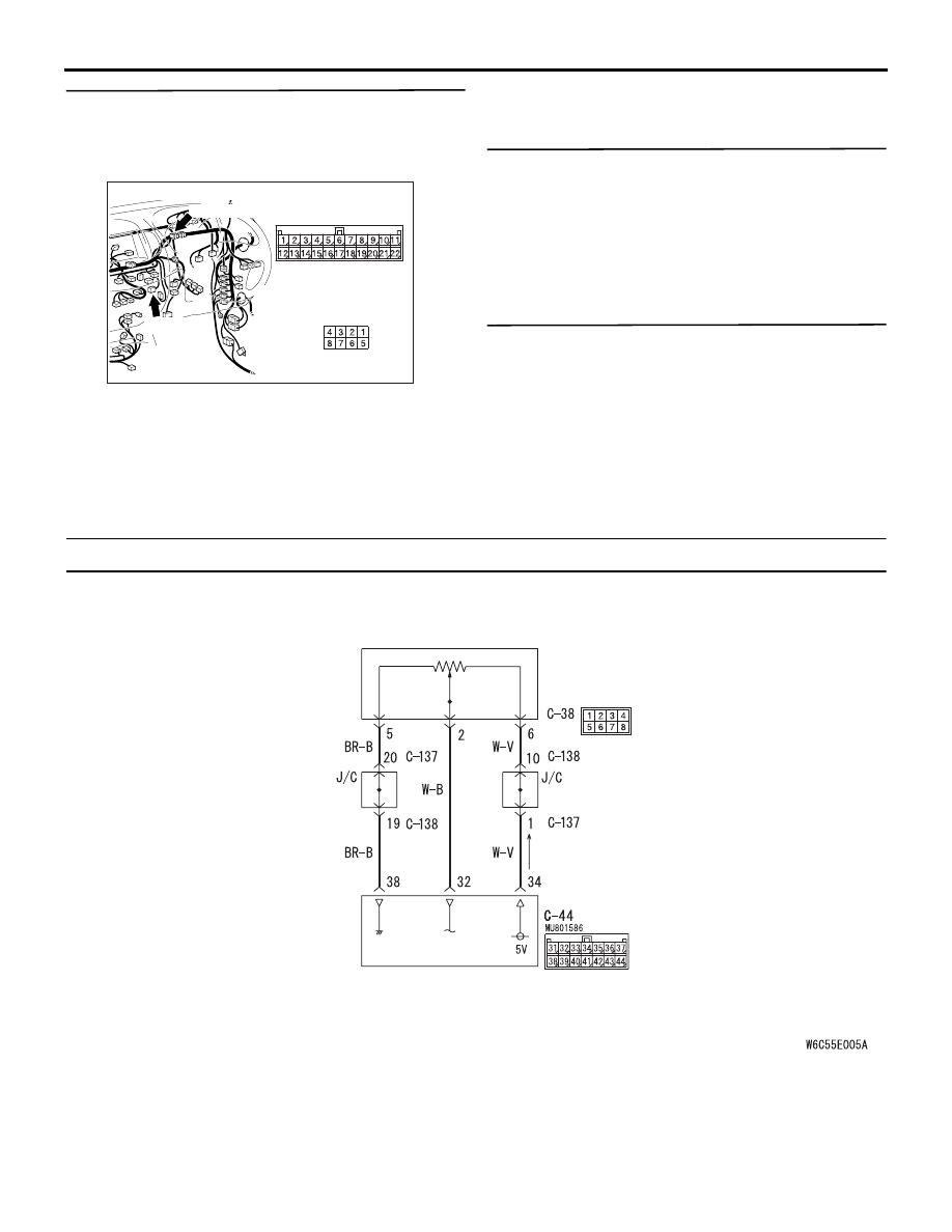 Mitsubishi L200  Manual - part 872