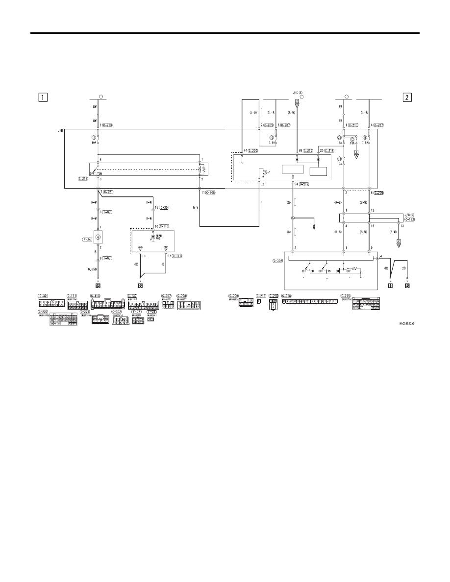 Mitsubishi L200 Rear Fog Light Wiring Diagram Car Source Manual Part 921