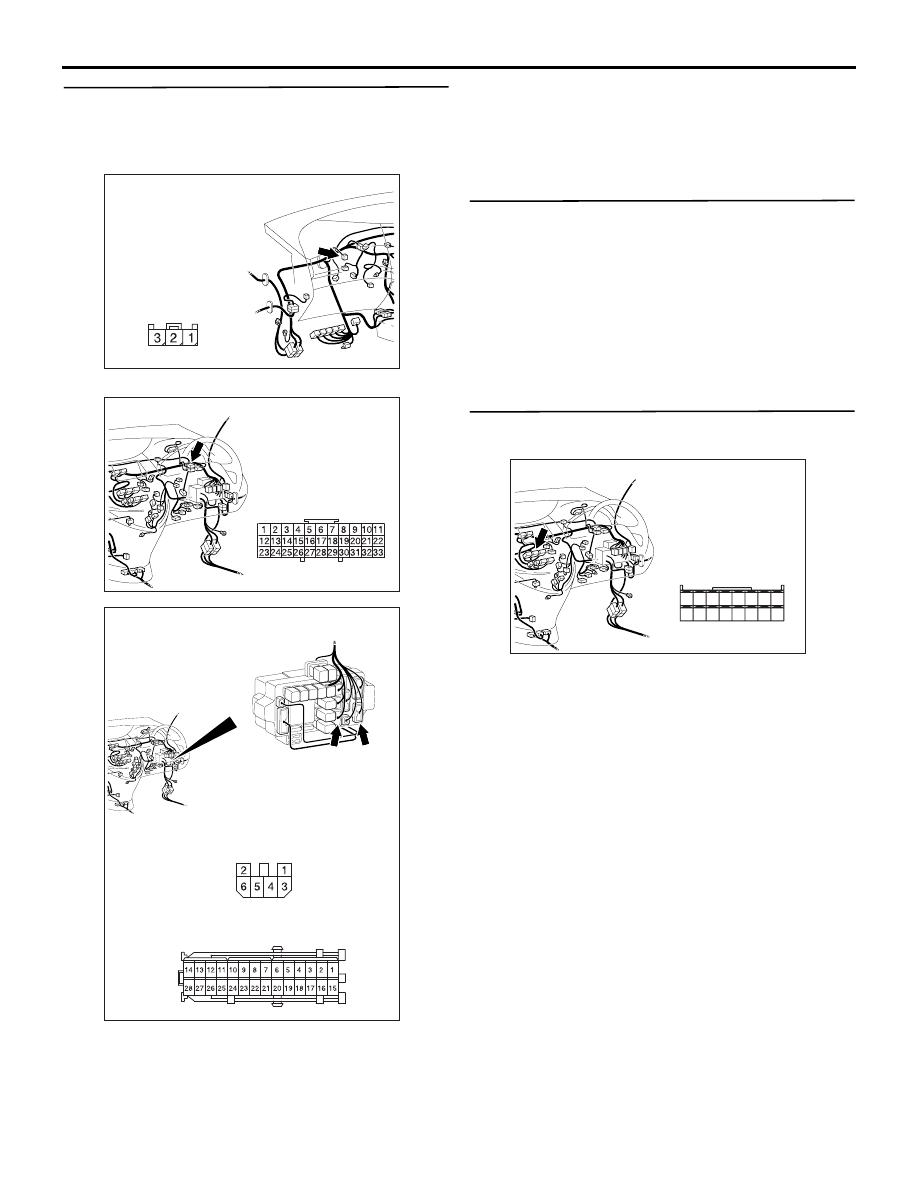 Mitsubishi Grandi Fuse Box Diagram