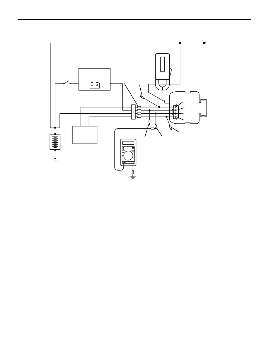Mitsubishi Grandis. Manual - part 646Zinref.ru