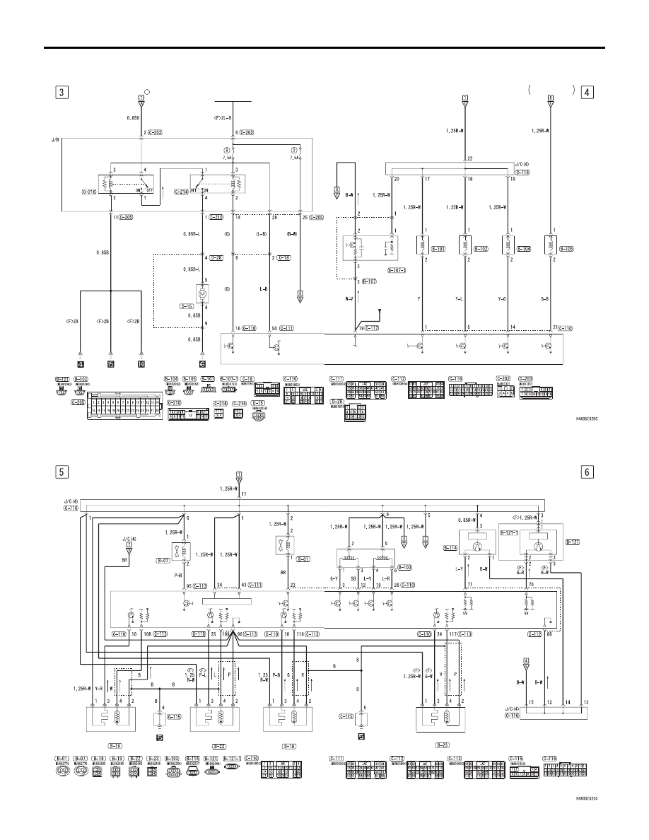 Wiring Diagram Mitsubishi Grandis : Mitsubishi grandis manual part