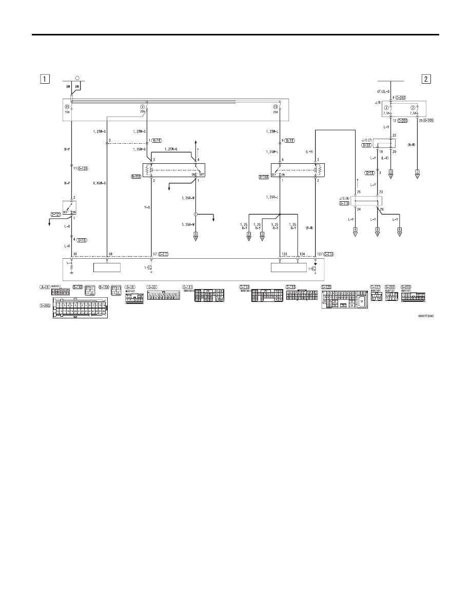 Mitsubishi Grandis Manual Part 430 Torque Converter Diagram