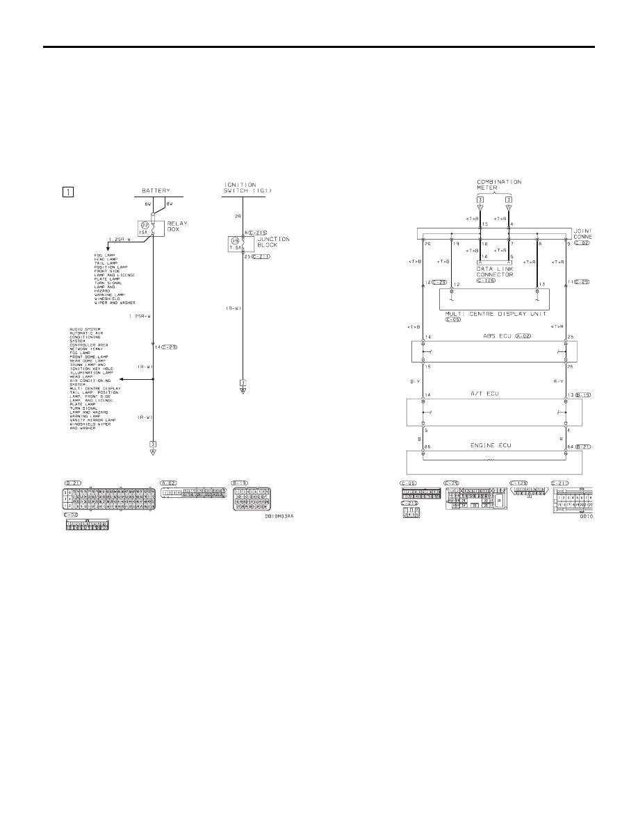 mitsubishi 380 manual part 160 94 Honda Civic Radio Wiring Diagram