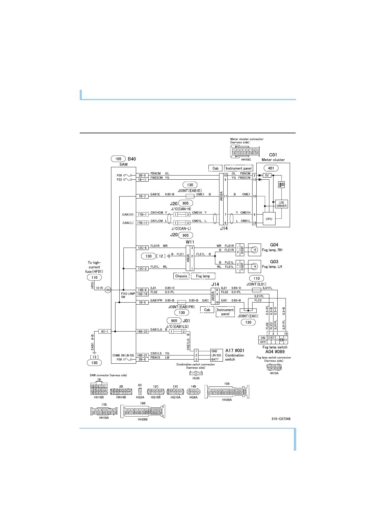 Berühmt Mitsubishi Mini Lkw Schaltplan Galerie - Der Schaltplan ...
