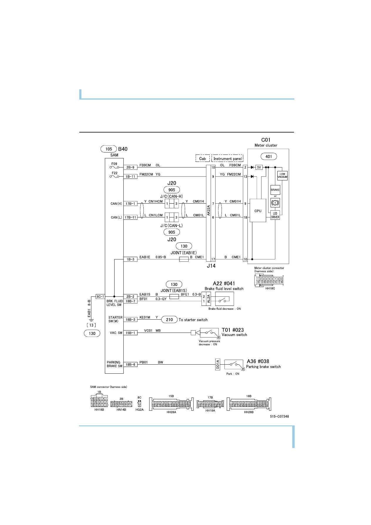 Mitsubishi Canter (FE, FG)  Manual - part 71