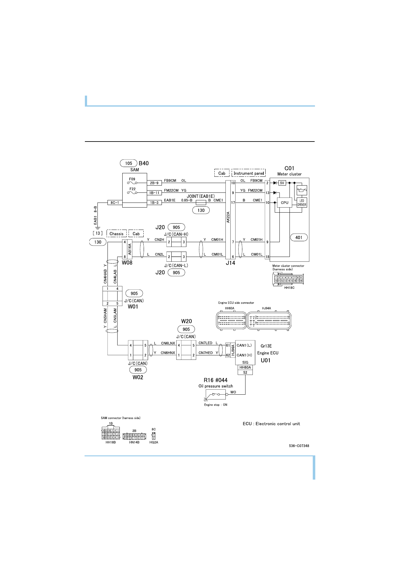 Mitsubishi Rosa Wiring Diagram