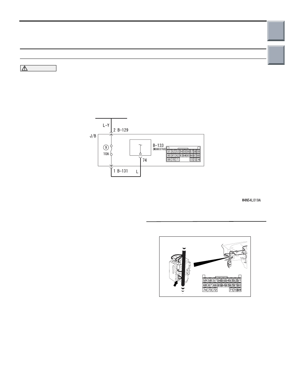 Mitsubishi Colt Ralliart Manual Part 364 Power Window Wiring
