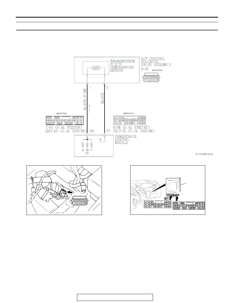 Mitsubishi 2 4l Engine Diagram Excellent Electrical Wiring Dodge Library Rh 85 Evitta De 2003 Galant Eclipse