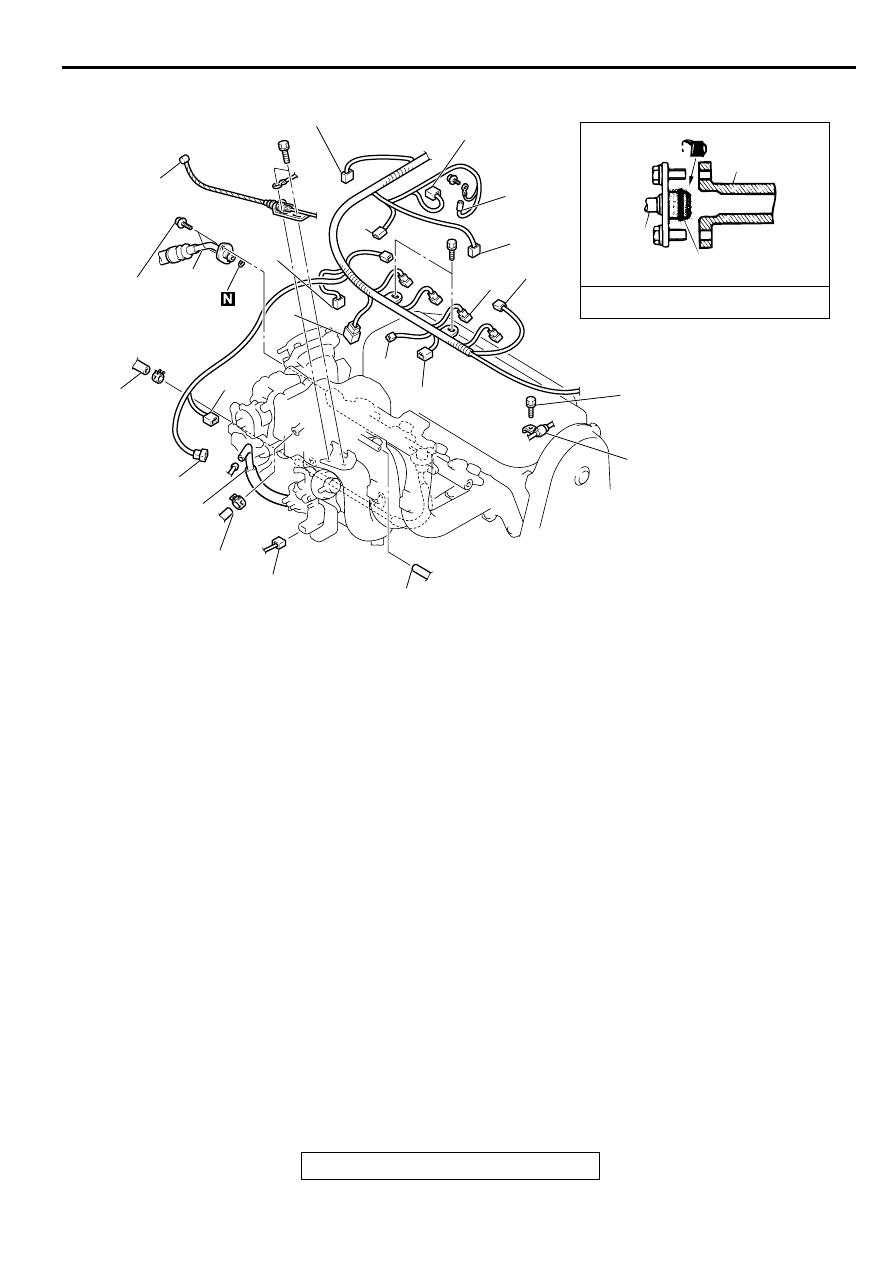 Mitsubishi Eclipse Spyder Engine Diagram