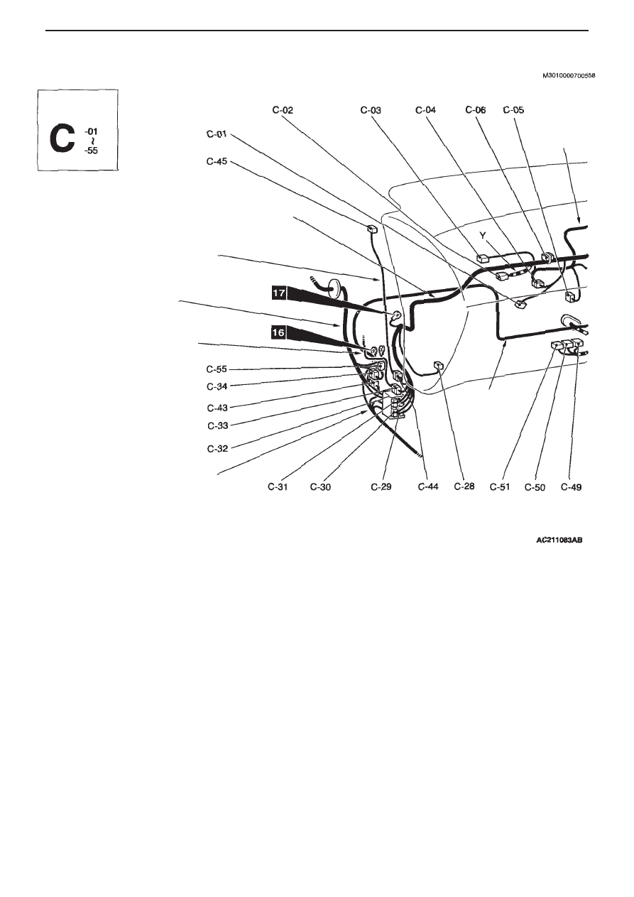 Mitsubishi Lancer Evolution 8 MR. Manual - part 26Zinref.ru